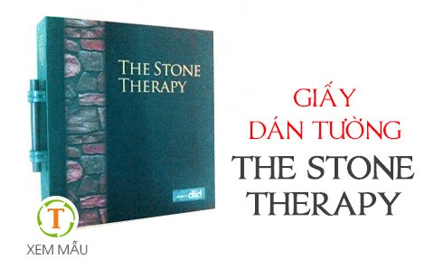 Giấy dán tường THE STONE THERAPY