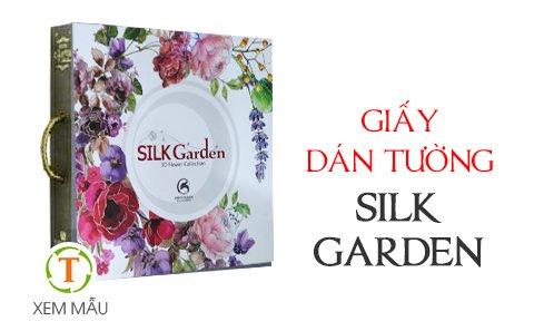 Giấy dán tường SilkGarden