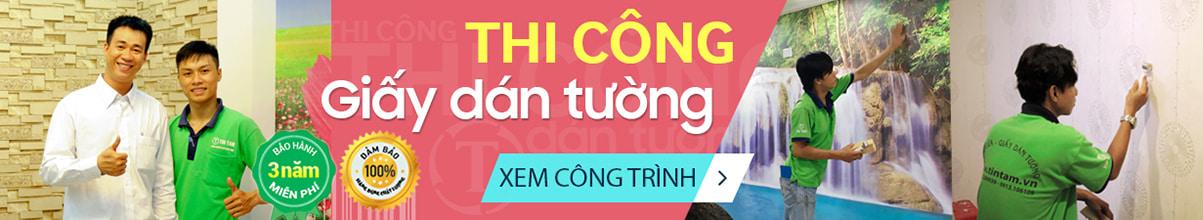 thi cong giay dan tuong tphcm